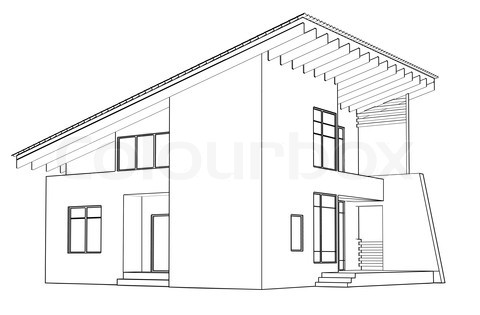 2606 Architecture House Design Drawing Architecture Free Custom Home On Simple Building Design Drawing