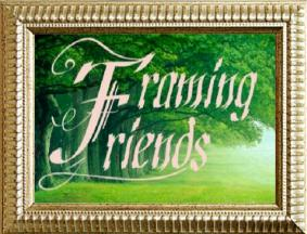 Framing Friends