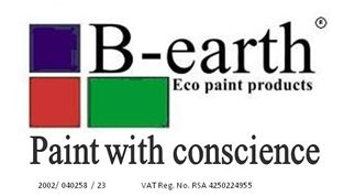 B-Earth eco paints
