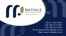 Mathale Investments (PTY) Ltd