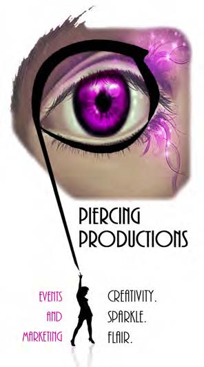 Piercing Productions - Events and Marketing