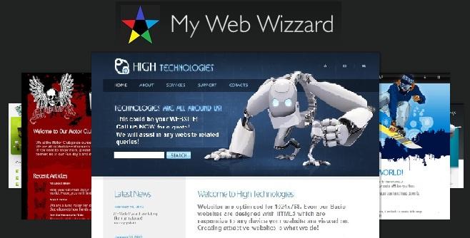 My Web Wizzard