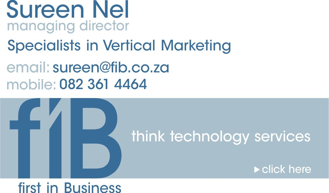 First In Business Technology Services (Pty) Ltd