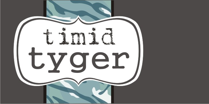 Timid Tyger Kitchen Designs
