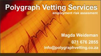 Polygraph Vetting Services