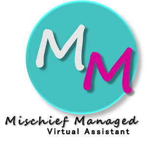 Mischief Managed Virtual Assistant