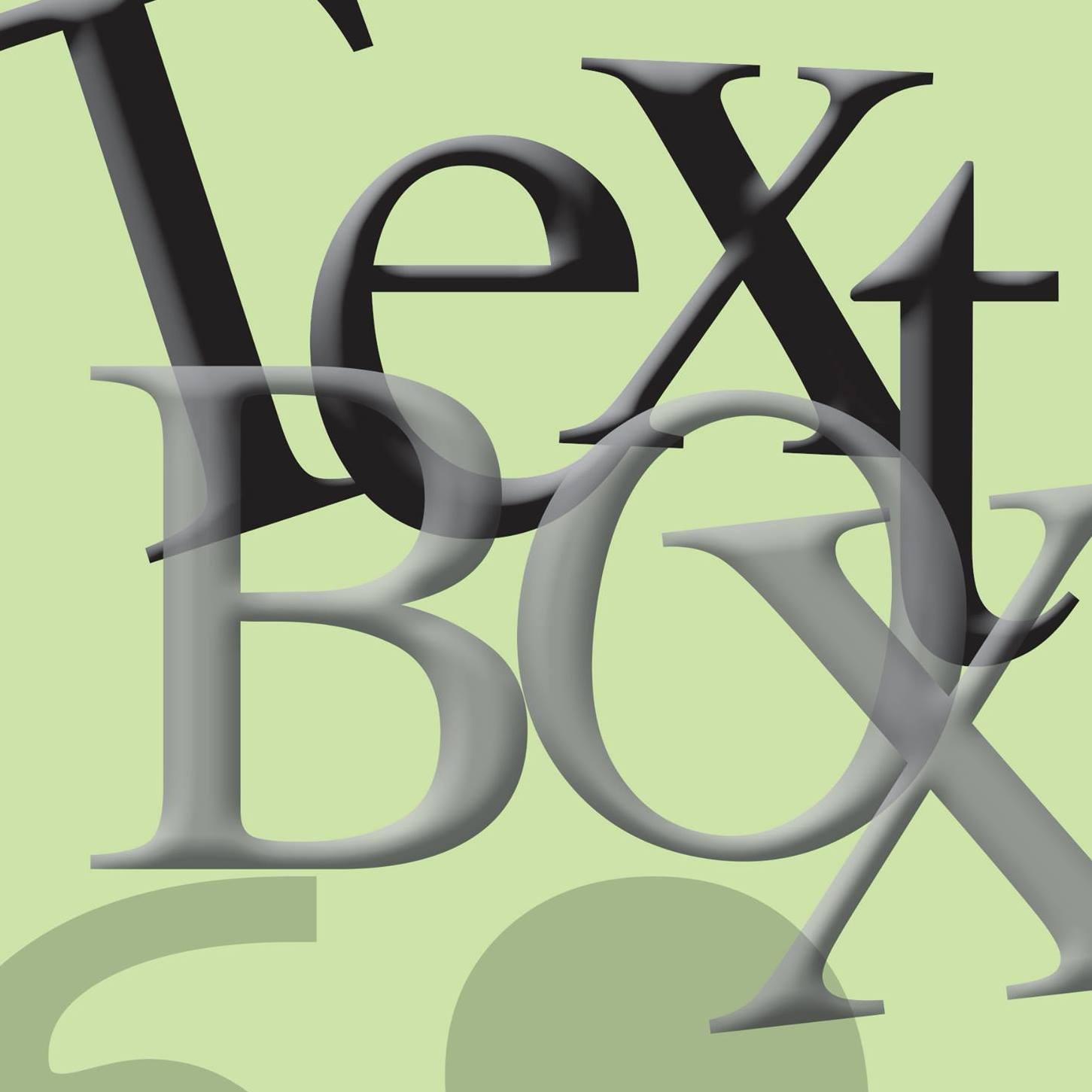 TextBOX Conceptual