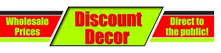 Discount Decor Wholesale to public