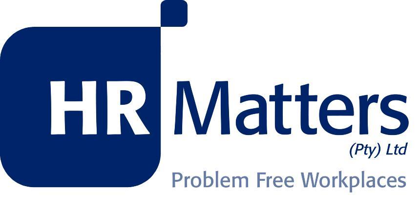 HR Matters (Pty) Ltd