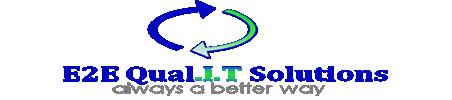 E2E Qual.I.T Solutions Pty Ltd